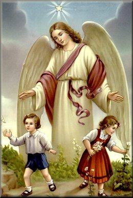 Qui est mon anges gardien?