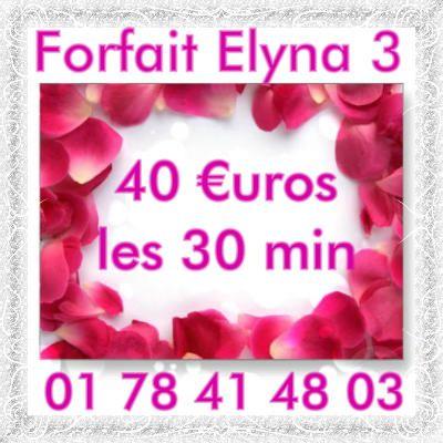 Forfait  40 euros les 30 min
