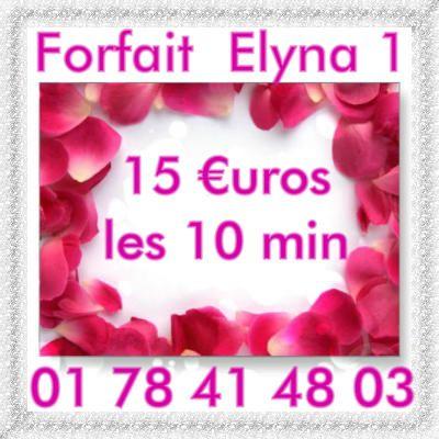 PRIX 15 euros les 10 min
