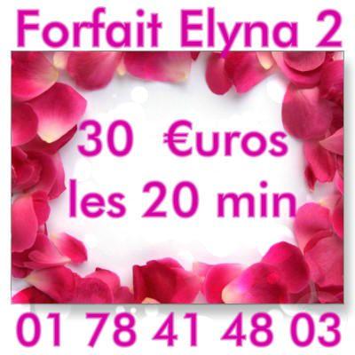 TARIF 30 euros les 20 min