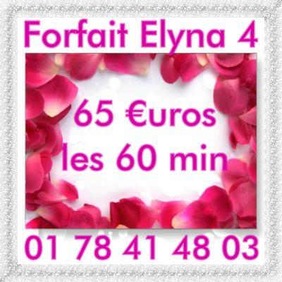 montant de 65 euros les 60 min